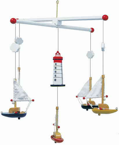 Wooden Sailing Boating  Mobile