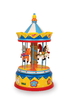 Deluxe Colourful Large Musical Horse Carousel