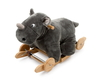 TOY ROCKING AND ROLLING RHINOCEROS BEPPO