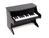 Toy Black Children's piano forte