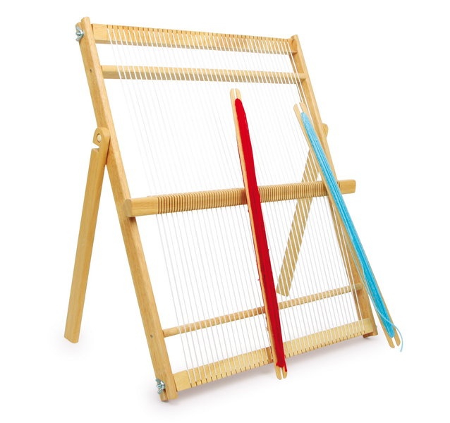 Cheapest Wooden Extra large Giant Take Apart Maxi Weaving Loom By Legler  Glasgow