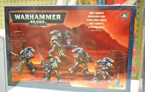 Warhamer 40k Grey Knights